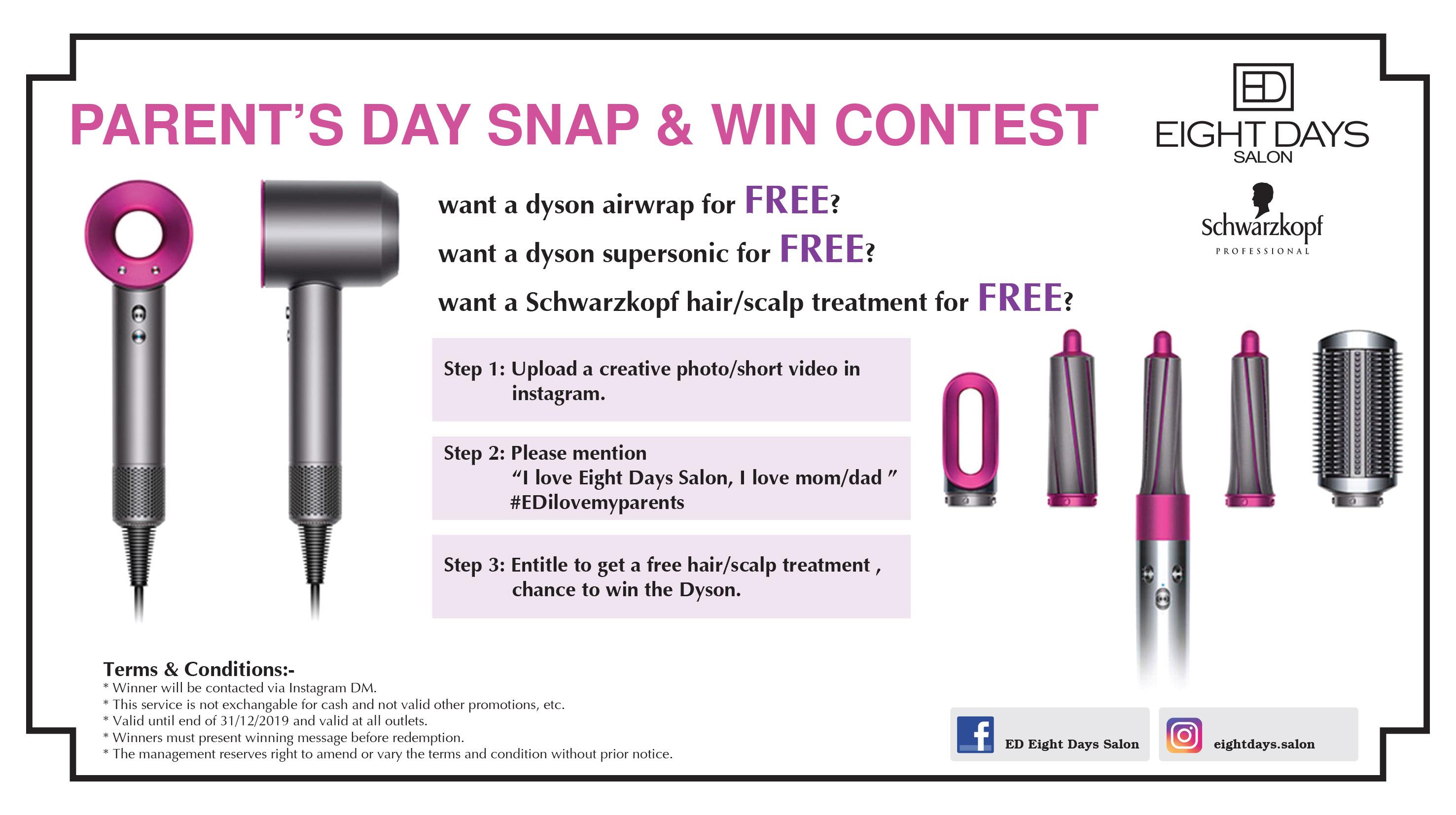 Parents Day Contest.